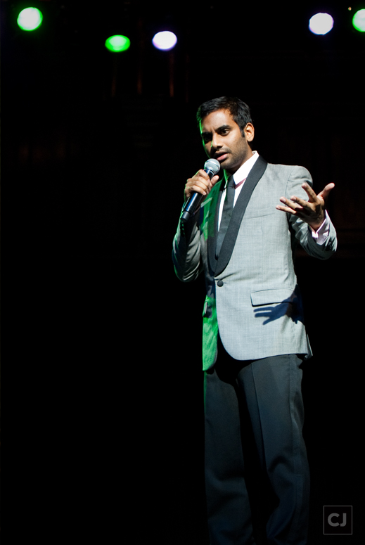 The guys and I went to Atlanta this weekend to see the one and only Aziz Ansari at the Tabernacle. Needless to say, it was hilarious. Also, his opener was Hannibal Buress and he is definitely worth checking out.