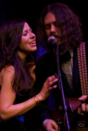 Charming, really. I think that may be the best was to describe The Civil Wars. You can't help but fall for them. Beautiful music from old friends (or at least that's how it seems).